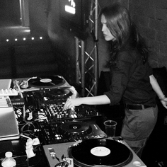 LSC with Helena Hauff at Galleria 19