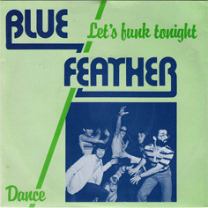 Blue Feather - Dance