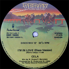 Cela - I'm In Love