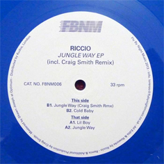 Riccio - Jungle Way EP