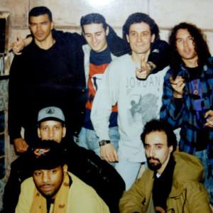 Underground Resistance a Roma 1993