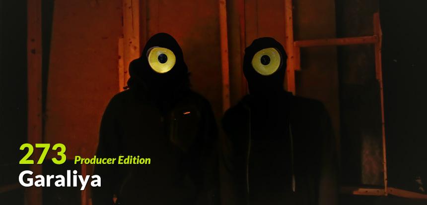 """E.P. 273 """"Producer Edition"""" – Garaliya"""