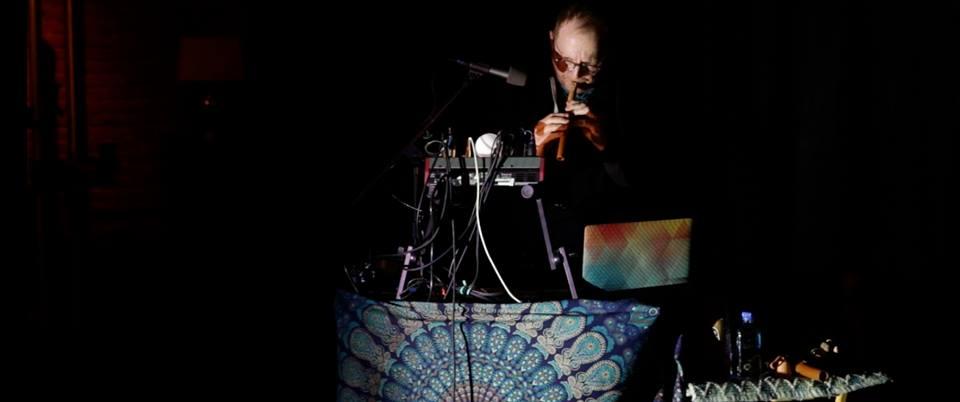 Steve Brand performing