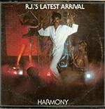 R.J.'s Latest Arrival – Harmony