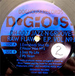 Jazz-N-Groove ‎– Raw Flava E.P. Vol. No.1
